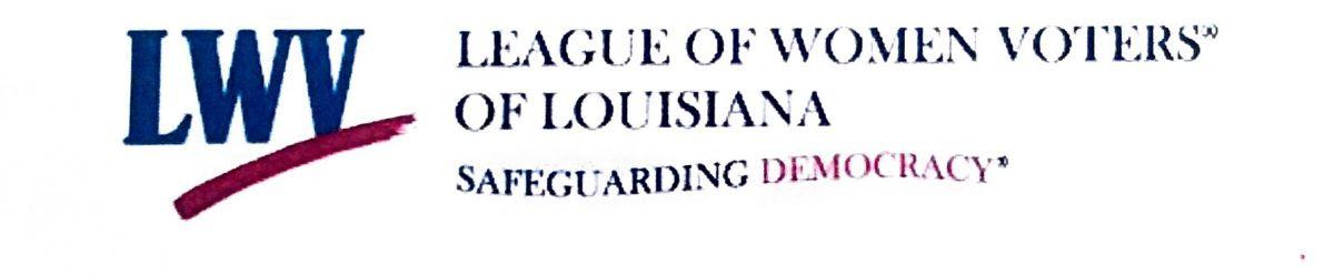 louisiana league banner