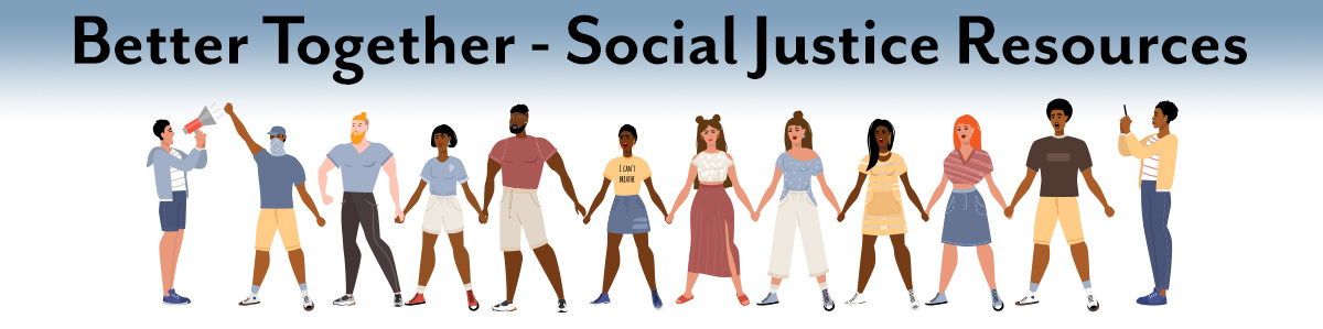 Social Justice Resources Banner