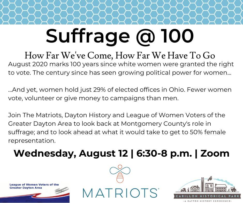 Suffrage @ 100