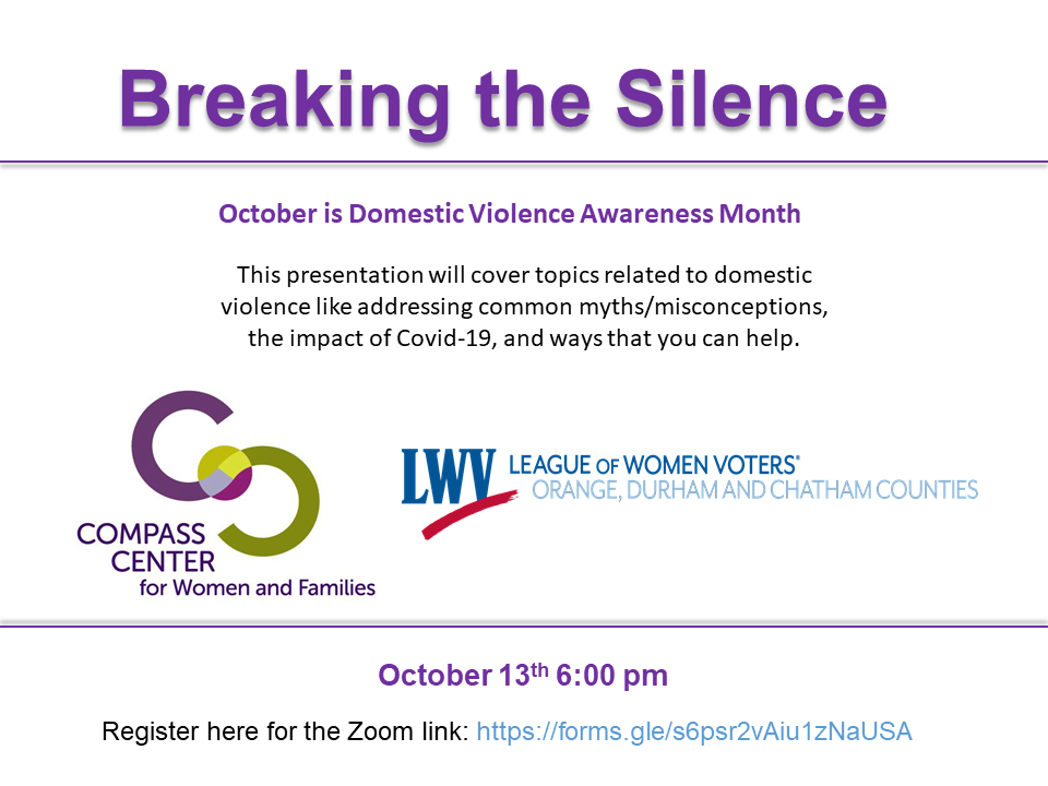 Breaking the Silence on Domestic Abuse