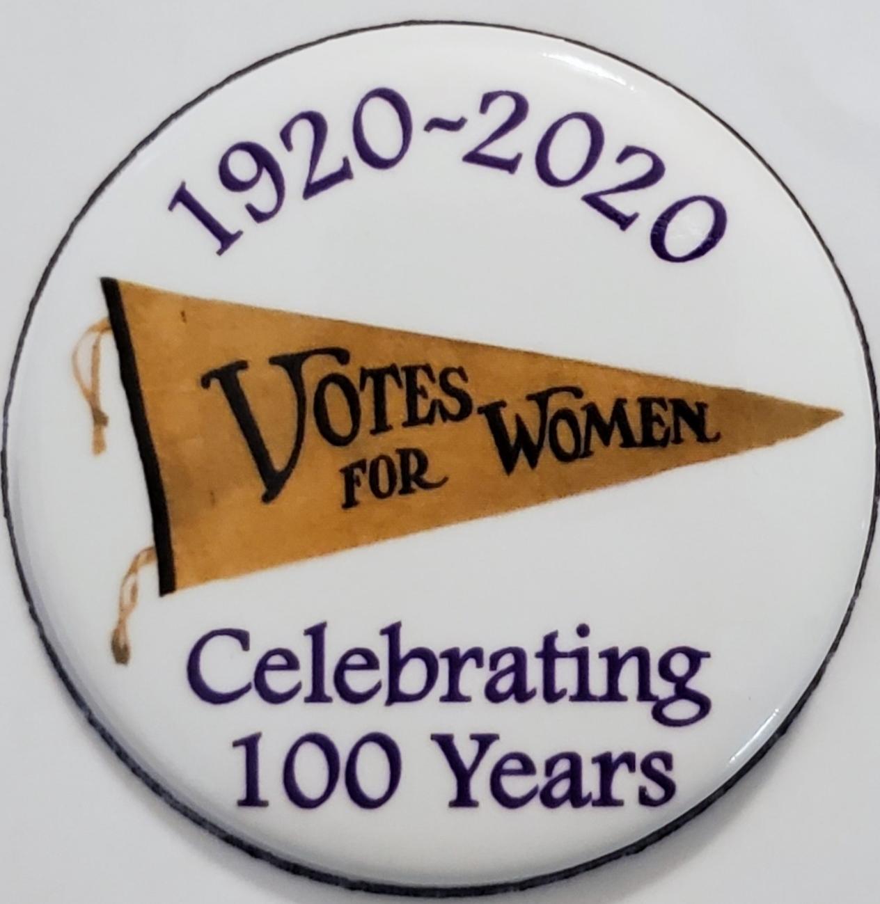 Votes for Women-Celebrating 100