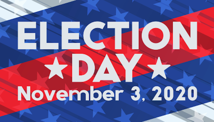Election Day November 3 2020