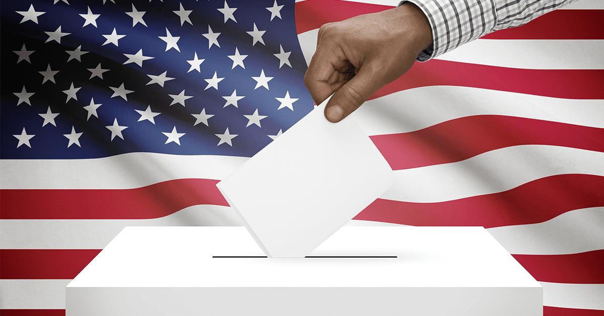 2020 Voting Box
