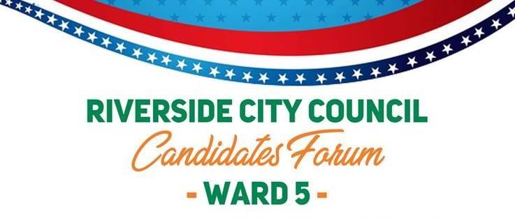Ward 5 Candidate Forum