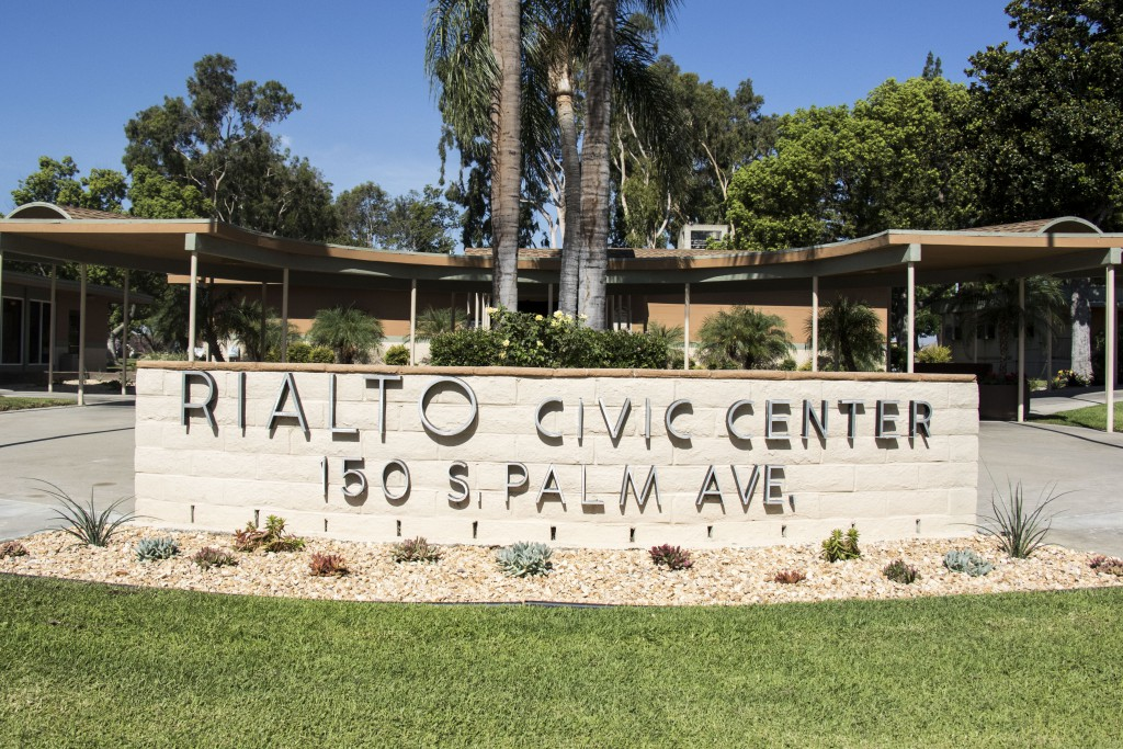 Rialto Civic Center