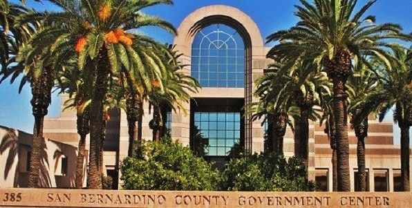 San Bernardino Government Center
