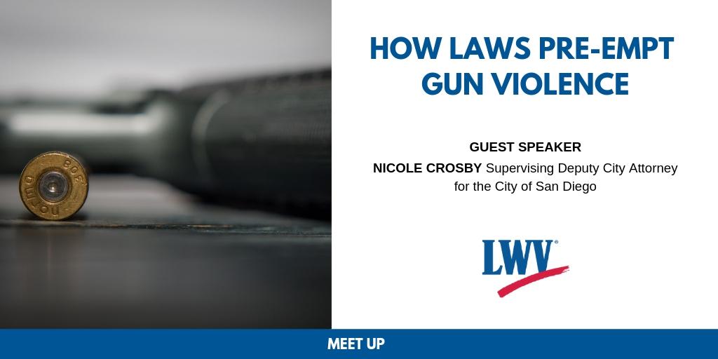 gun violence meetup