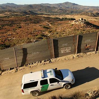 border fence tour