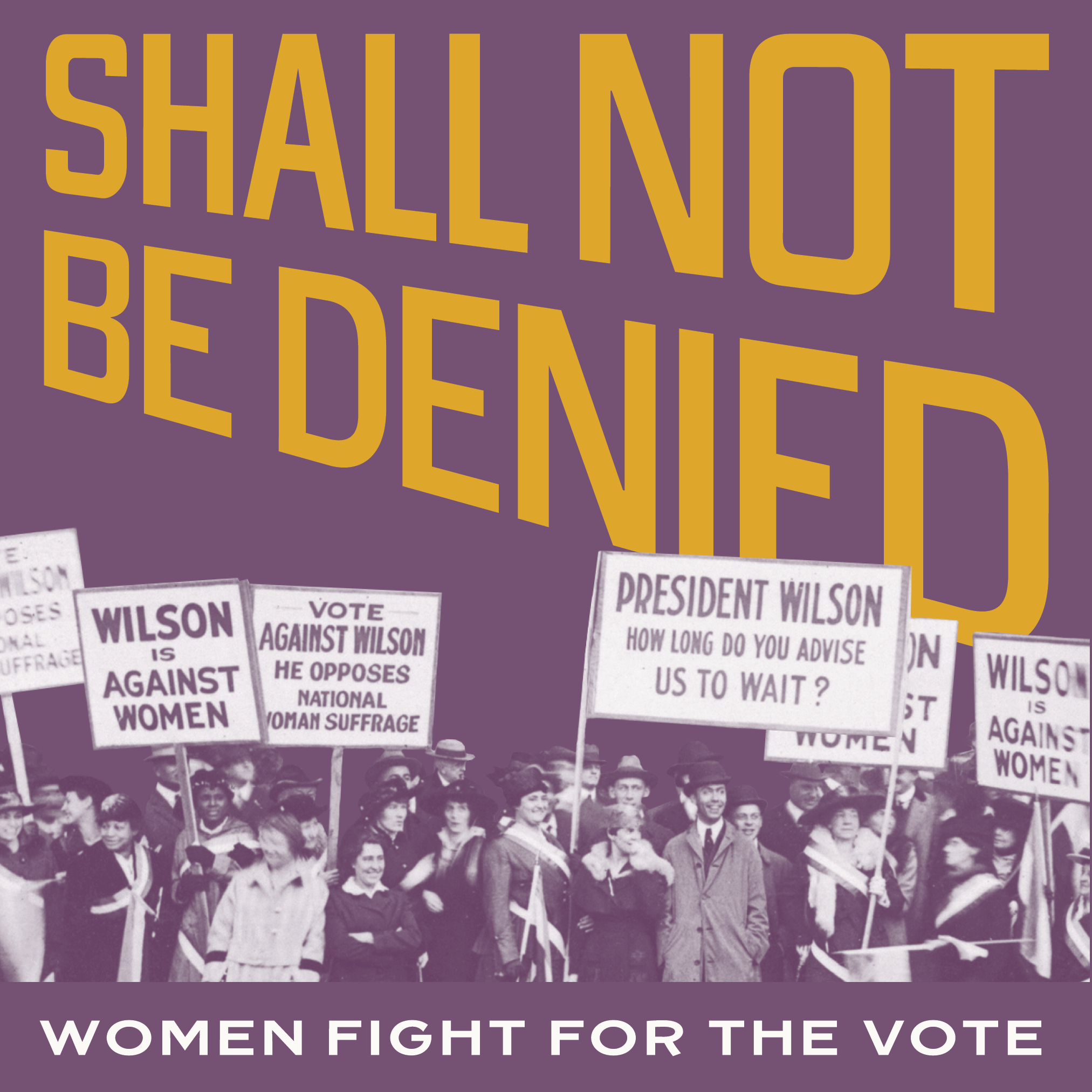 women fight for the vote