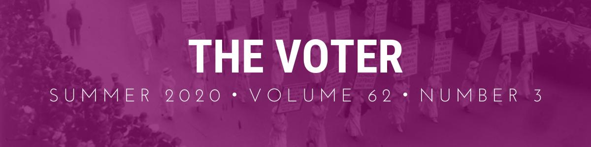 LWV San Luis Obispo Voter Header Summer 2020