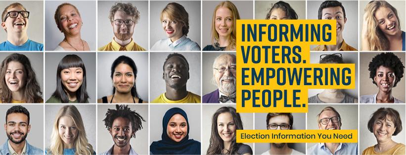 Informing Voters. Empowering People.