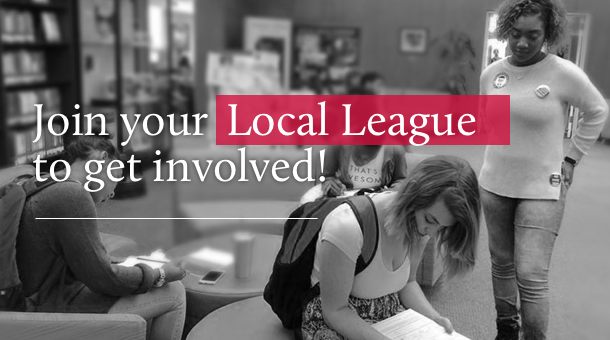 Join your Local League