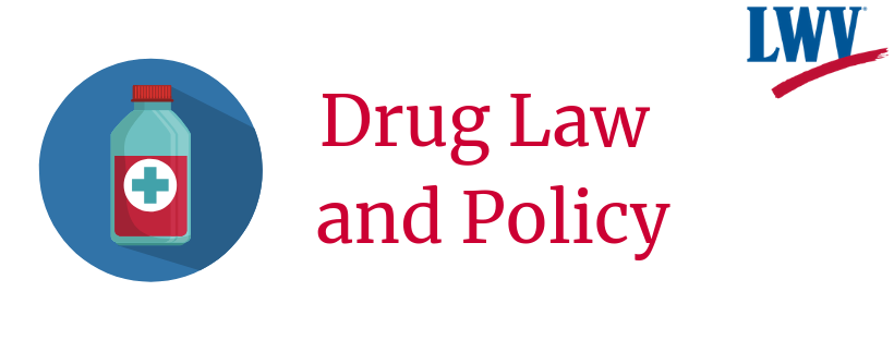 Prescription bottle. Drug law and Policy