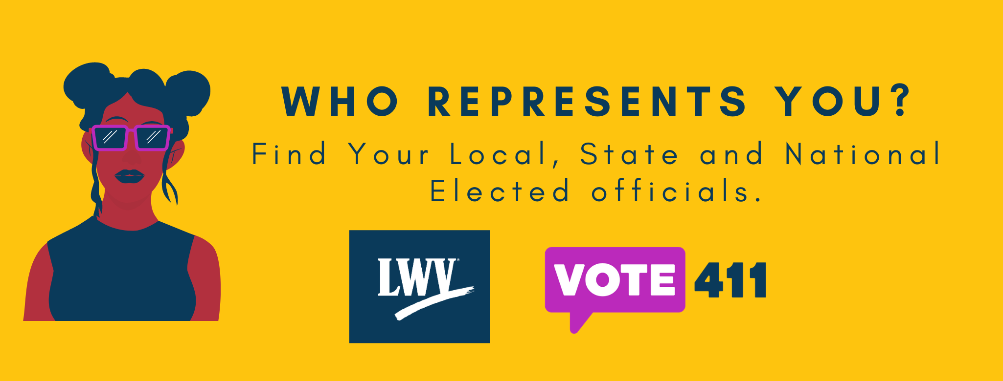 Who represents you?