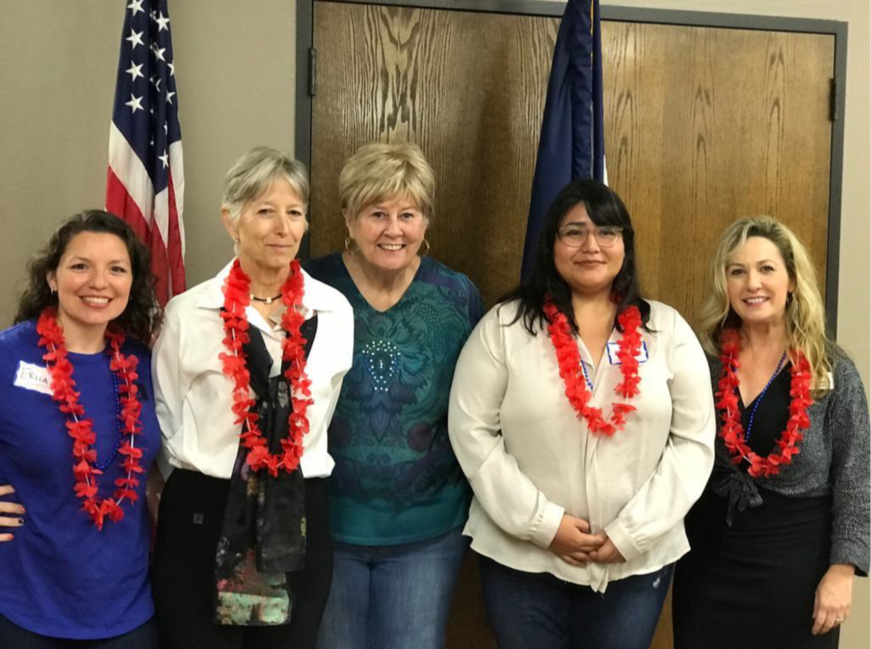 Montgomery County LWV Officers