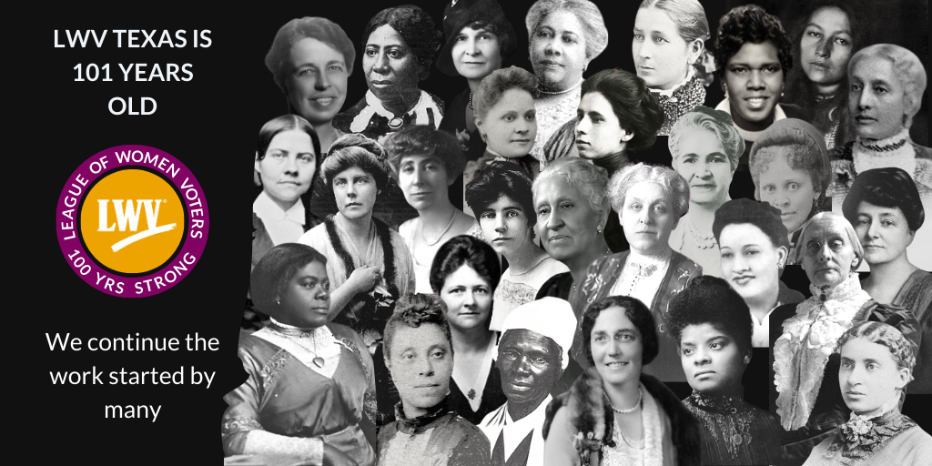 100 years with suffragettes
