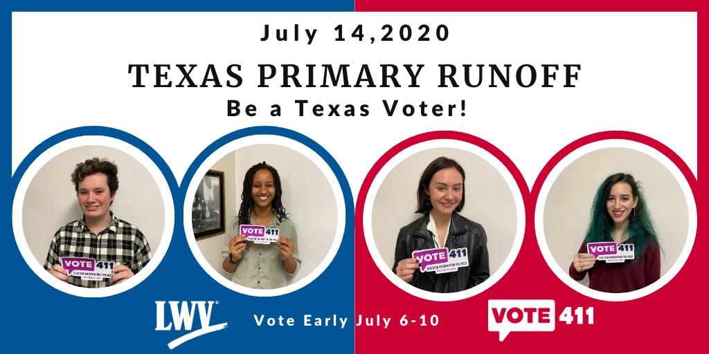 Texas primary runoff