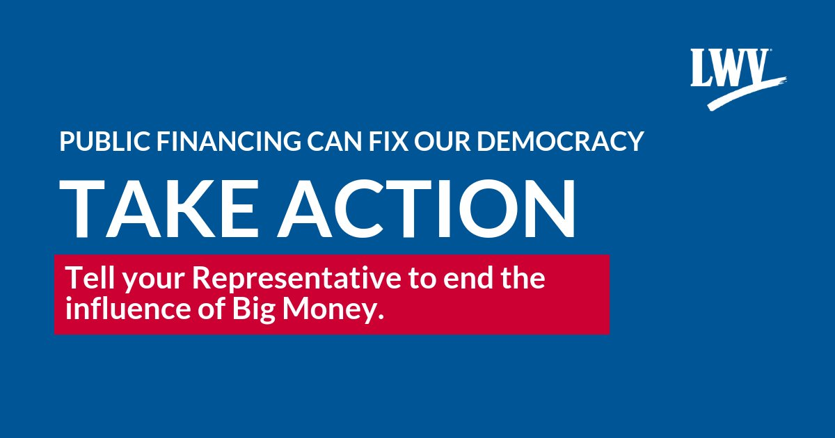 HR 1 action alert, LWV, democracy, elections, dark money