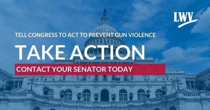 Take Action on gun violence