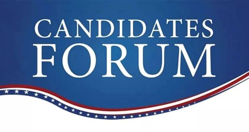 Generic image for candidates forum