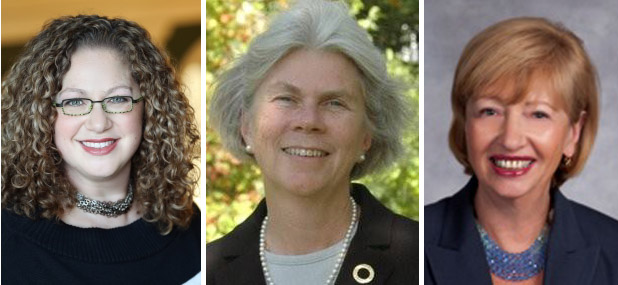 Three MA legislators in Wellesley