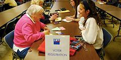 Voter Registration Icon