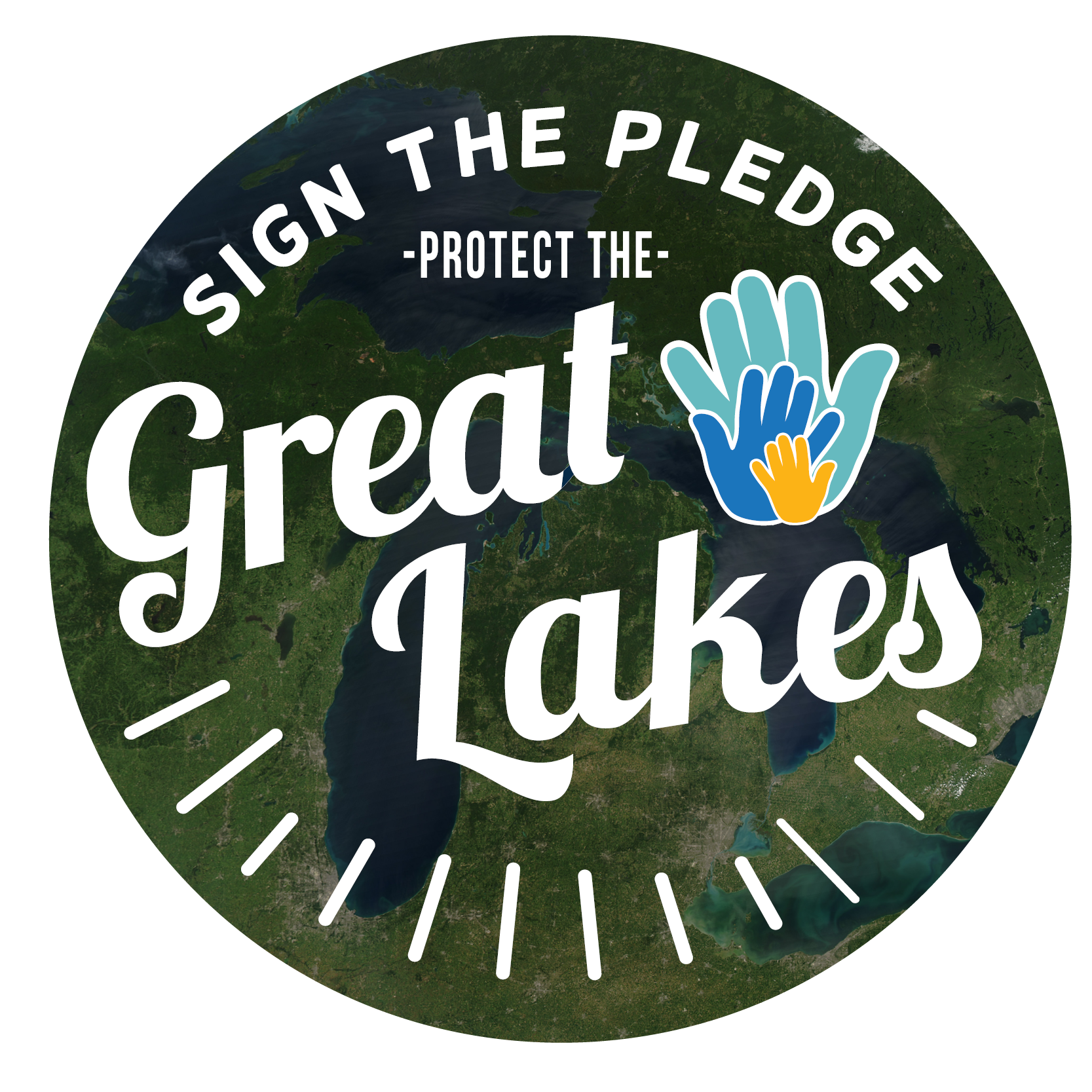 Protect the Great Lakes Pledge