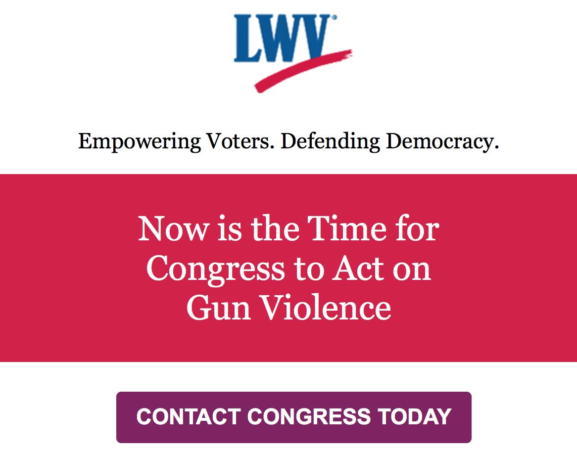 CTA Prevent Gun Violence