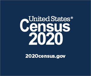 Census 2020 Sign