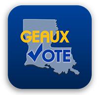 Geaux Vote Image