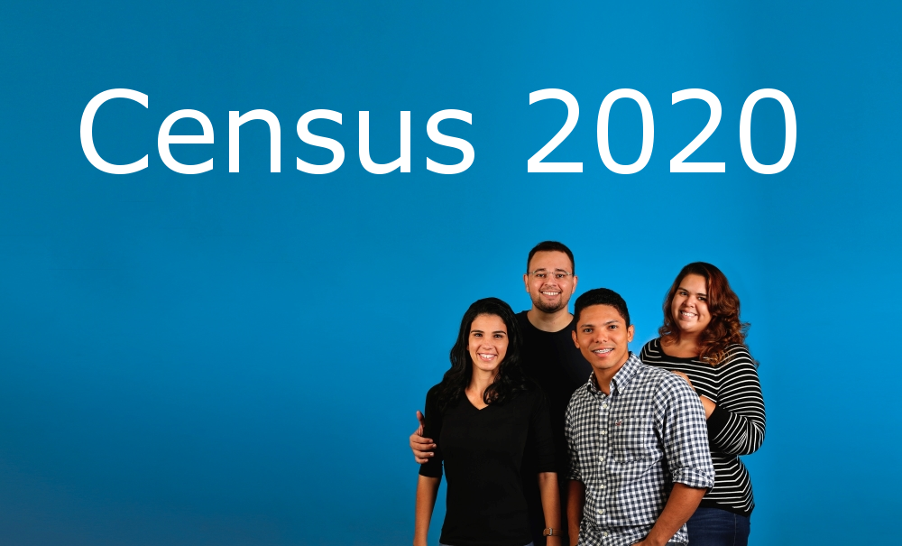 Census 2020 with Family