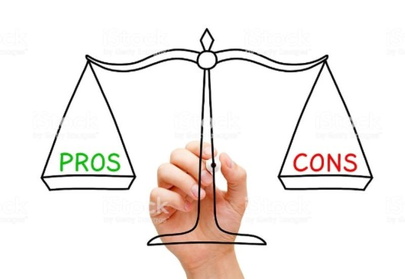 Pros and Cons Scale Image