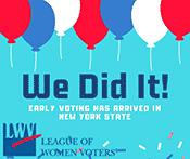 LWVNYS Voting Reform