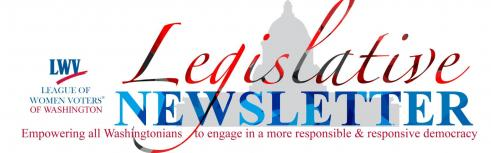 Washington State Legislative Newsletter