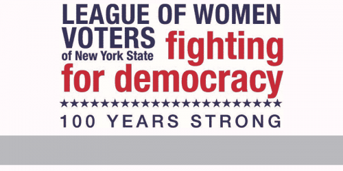 LWVNYS 100th Anniversary Convention