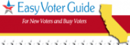 Easy Voter Guide CA (2016)