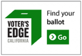 Voter's Edge CA - Find your ballot
