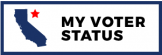 CA My Voter Status