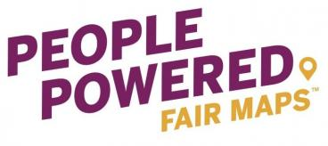 People Powered Fair Maps Logo Light