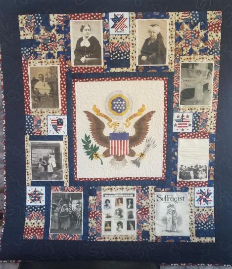 Centennial quilt