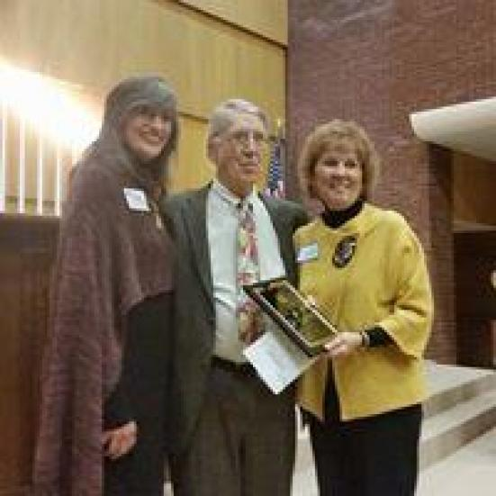 Richard Pfeil 2014 Making Democracy Award Winner