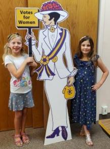 scouts and suffragist
