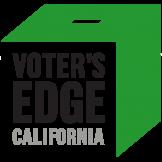 Logo of the Voter's Edge website