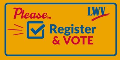 Please register and vote