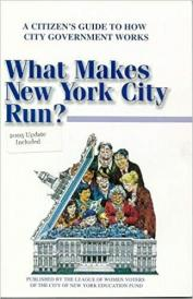 What Makes NYC Run?