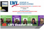 Beaufort County Board of Education Candidates Forum