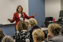 Debra Cronmiller 2017 LWV WI Issues Briefing