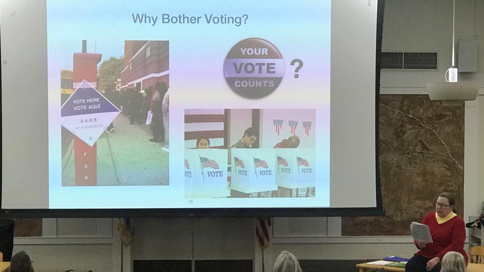 Electoral College presenation