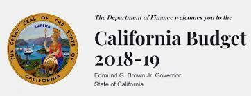 california governors budget logo