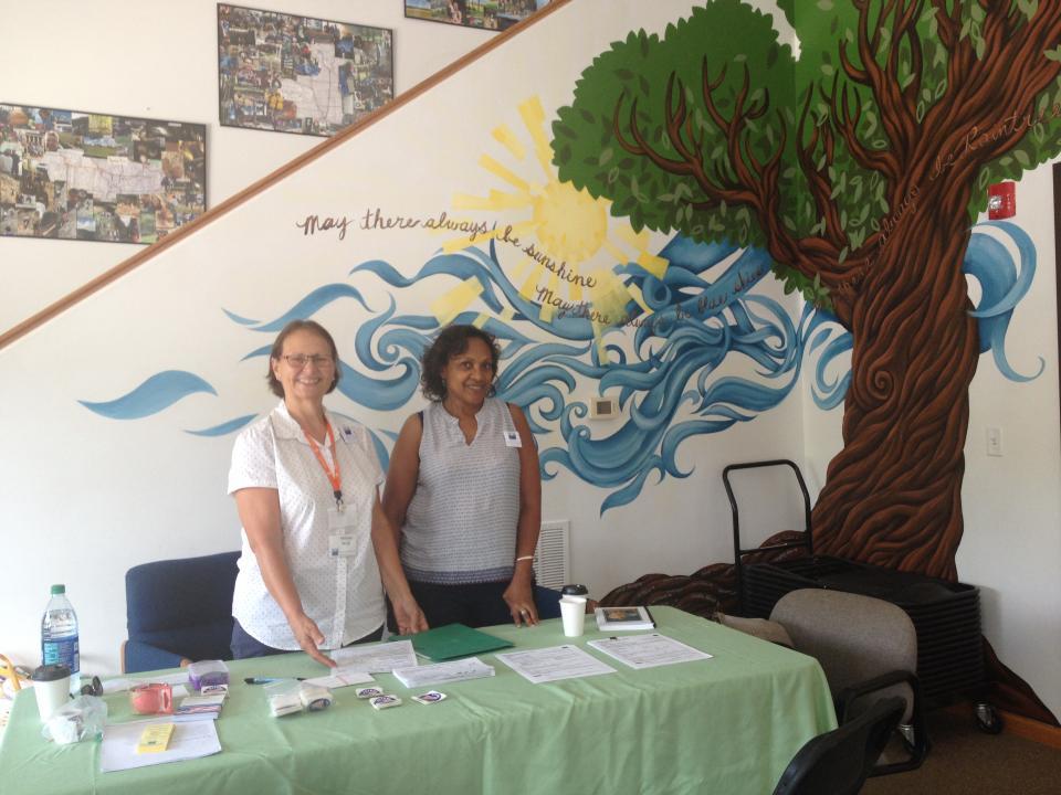 Voter Registration at Raintree Montessori